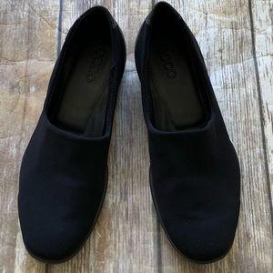 Ecco Gore Tex Slip On Shoes